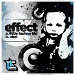 EFFECT - Little Techno Kid (Front Cover)