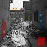 RICHARD KNIGHT/LEUMAS/PSONIKADIA/SOL & SAMPLE - Pretty Neat Collective Vol 6 (Front Cover)