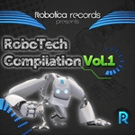 VARIOUS - RoboTech Compilation Vol. 1 (Front Cover)