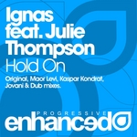 IGNAS feat JULIE THOMPSON - Hold On (Front Cover)