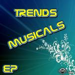 VARIOUS - Trends Musicals EP (Front Cover)