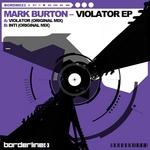 BURTON, Mark - Violator (Front Cover)