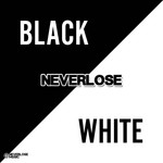 NEVERLOSE - Black & White EP (Front Cover)