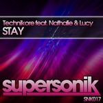 TECHNIKORE feat NATHALIE & LUCY - Stay (Front Cover)