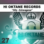 HILLY - Extravaganza (Front Cover)