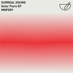 SURREAL SOUND - Solar Flare (Front Cover)