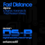 FAST DISTANCE - Alpine (Front Cover)