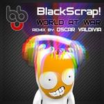 BLACKSCRAP - World At War (Front Cover)