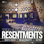 SERGIO VILAS - Resentments EP (Front Cover)