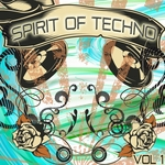VARIOUS - Spirit of Techno, Vol 1 (Front Cover)