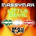 MASSYMAX DJ - Little Devil (Front Cover)