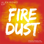 ROMO, Alex - Fire Dust (Front Cover)