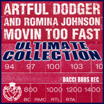 ARTFUL DODGER/ROMINA JOHNSON - Movin' too fast (Front Cover)