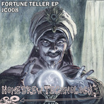 HOMEBREW TECHNOLOGY - Fortune Teller EP (Front Cover)