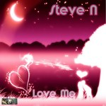 STEVE N - Love Me (Front Cover)