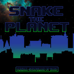 TOBIO - Snake The Planet (Front Cover)