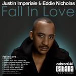 IMPERIALE, Justin/EDDIE NICHOLAS - Fall In Love (Front Cover)