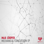 COOPER, Max/JEET - Mechanical Concussion EP (Front Cover)
