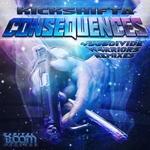 KICKSHIFTA - Consequences EP (Front Cover)