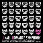 J KAR - Romance Symphony (Front Cover)