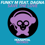 FUNKY M feat DAGNA - Save the Love (Front Cover)