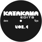 TIMEWRAP/LEE MAZAH - Katakana Edits Vol 4 (Front Cover)
