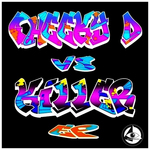 CHEEKY D vs KILLER - Cheeky D Vs Killer (Front Cover)