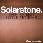 SOLARSTONE - Shimmering Little Morphs (Front Cover)