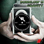 DOWNLOW'D - Gravity (Front Cover)
