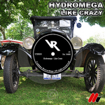 HYDROMEGA - Like Crazy (Front Cover)