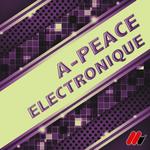 A-PEACE - Electronique (Front Cover)
