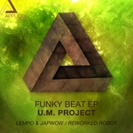 UM PROJECT - Funky Beat (Front Cover)