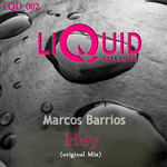 BARRIOS, Marcos - Hey (Front Cover)