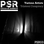 VUKMIROVIC, Bojan/ELEKTRIKALL/ALFONSO SANCHEZ/PUSSYSHAVER - Trilateral Conspiracy (Front Cover)