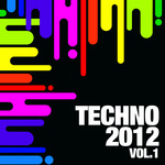 VARIOUS - Techno 2012 Vol 1 (Front Cover)