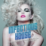 VARIOUS - Infectious House Vol 7 (Tech & Tribalism House Selection) (Front Cover)