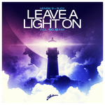 HENRIK B/RUDY - Leave A Light On (Front Cover)