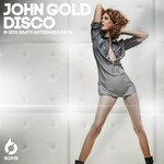 GOLD, John - Disco (Front Cover)