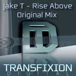 JAKE T - Rise Above (Front Cover)