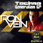 VEIN, Ron - Techno Generation EP (Front Cover)