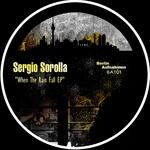 SOROLLA, Sergio - When The Rain Fall EP (Front Cover)