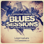 LOOPMASTERS - The Blues Sessions - Vocals (Sample Pack WAV/REX) (Front Cover)