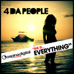 4 DA PEOPLE - She Is Everything (Front Cover)