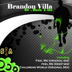 VILLA, Brandon - Art Music & Life (Front Cover)