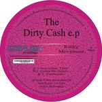KINKY MOVEMENT - The Dirty Cash EP (Front Cover)