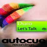 DURO - Let's Talk (Front Cover)
