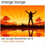 MEDIAWEB RECORDS - Orange Lounge: Jazz Lounge Discoveries Vol 6 (Front Cover)