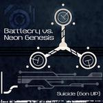 BATTLECRY vs NEON GENESIS - Suicide (Front Cover)