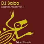 DJ BALOO - Spanish Album Vol 1 (Front Cover)