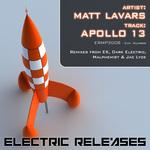 LAVARS, Matt - Apollo 13 (Front Cover)